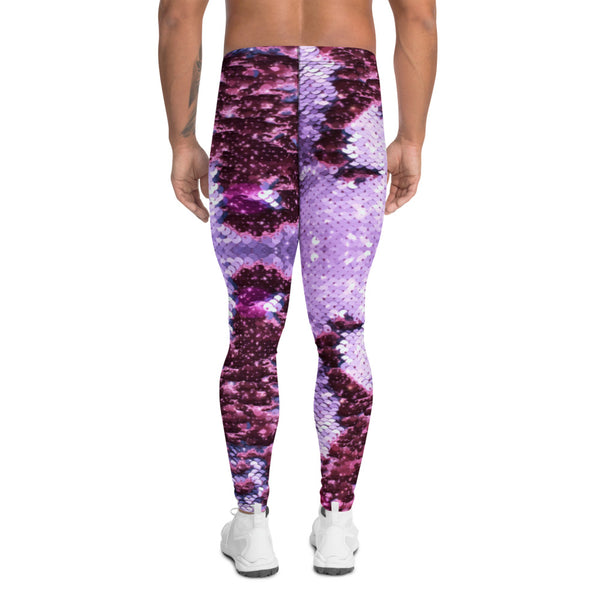 Men's Merman Leggings - A Circus of Light