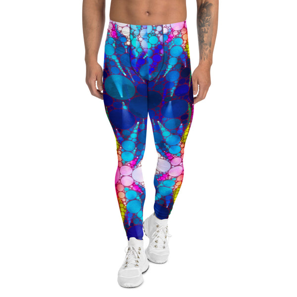 Foam Men's Leggings - A Circus of Light