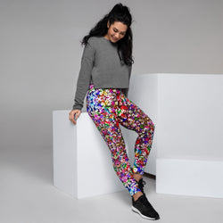 Confetti Women's Joggers - A Circus of Light