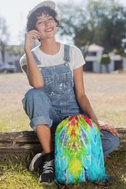 Macaw Drawstring bag - A Circus of Light