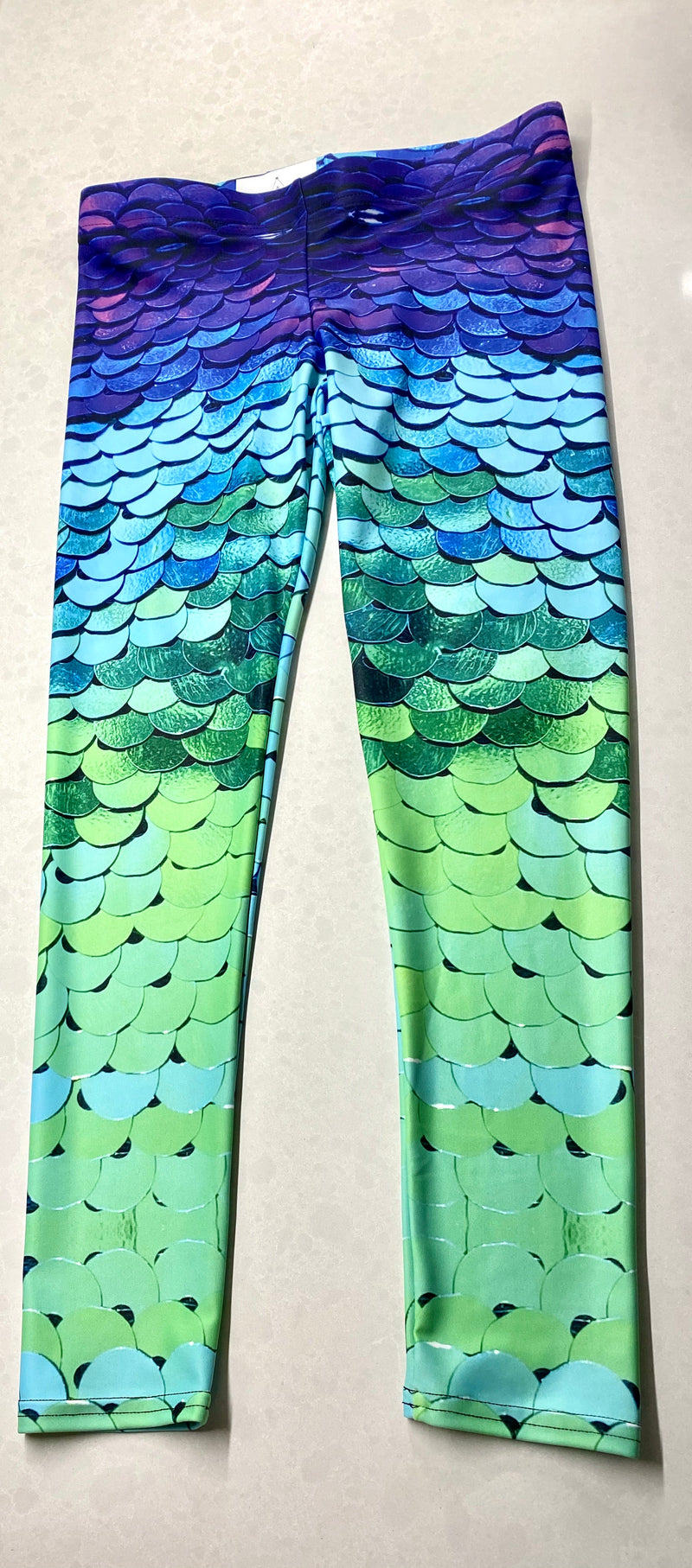 Mermaid Leggings - A Circus of Light