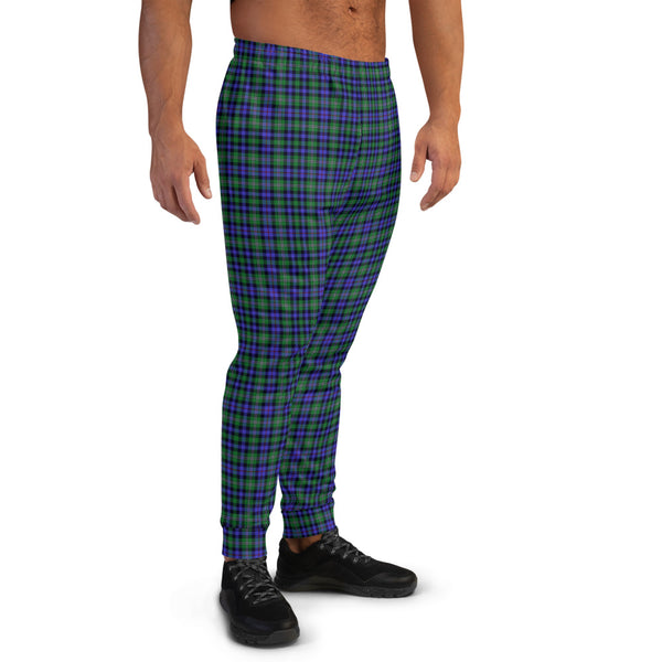 Stevenson Tartan Men's Joggers - A Circus of Light