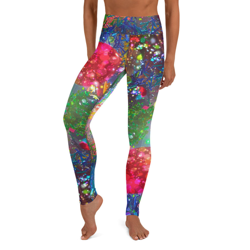 Celebration 2020 Yoga Leggings - A Circus of Light