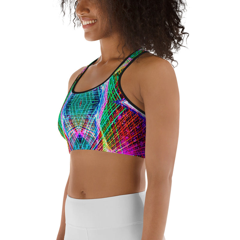 Cadillac Rainbows Sports Bra Mexico 2020 - A Circus of Light