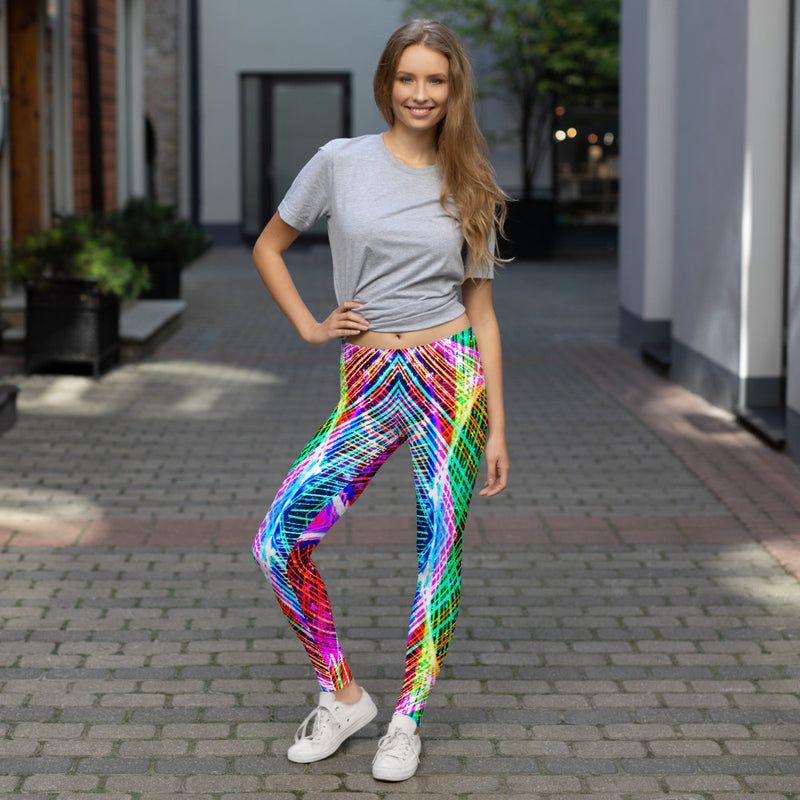 Cadillac Rainbows Leggings Mexico 2020 - A Circus of Light