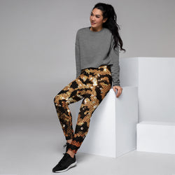Jaguar Women's Joggers - A Circus of Light