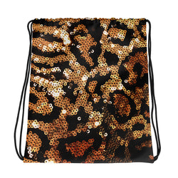 Jaguar Drawstring bag - A Circus of Light