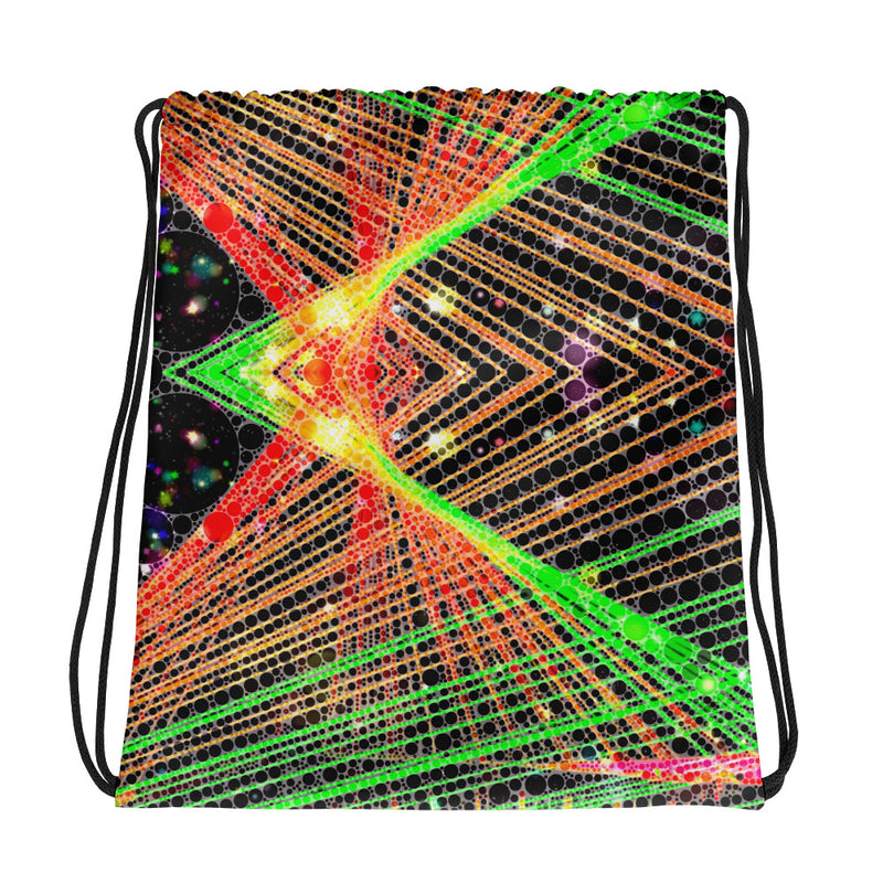 Strings and Things Drawstring Bag Mexico 2020 - A Circus of Light