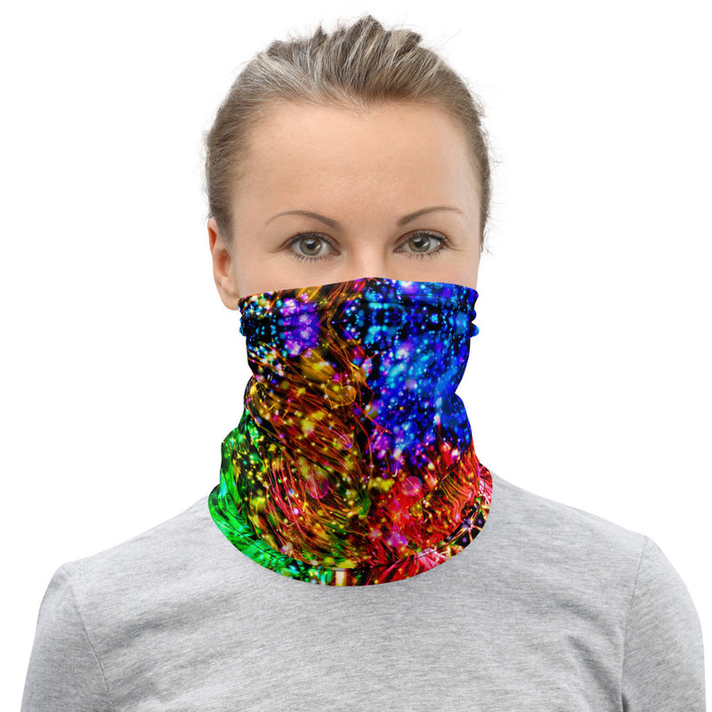 Sea and Sand neck gaiter headband Mexico 2020 - A Circus of Light