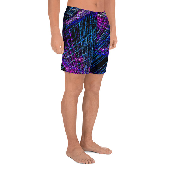 Thin Thin Bubble Men's Athletic Long Shorts Mexico 2020 - A Circus of Light