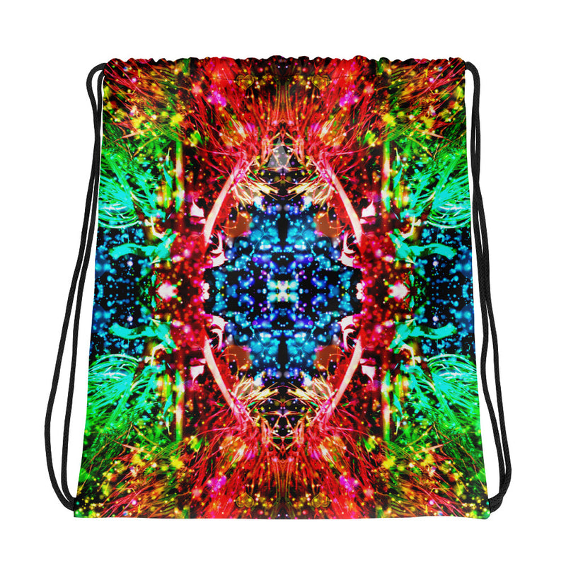 Sea and Sand Drawstring Bag Mexico 2020 - A Circus of Light