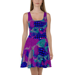 So Stupendous Skater Dress - A Circus of Light