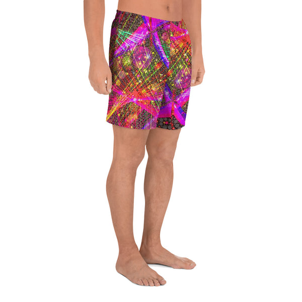 Clouds and Sunken Caves Men's Shorts Mexico 2020 - A Circus of Light