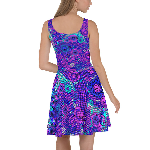 Images and Mind Skater Dress - A Circus of Light