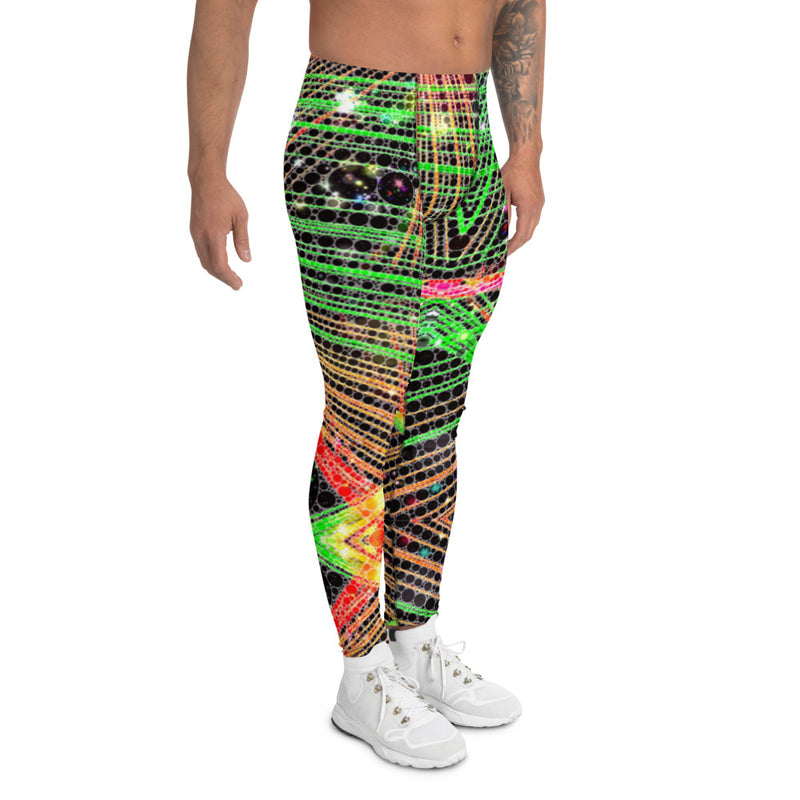 Strings and Things Men's Leggings Mexico 2020 - A Circus of Light