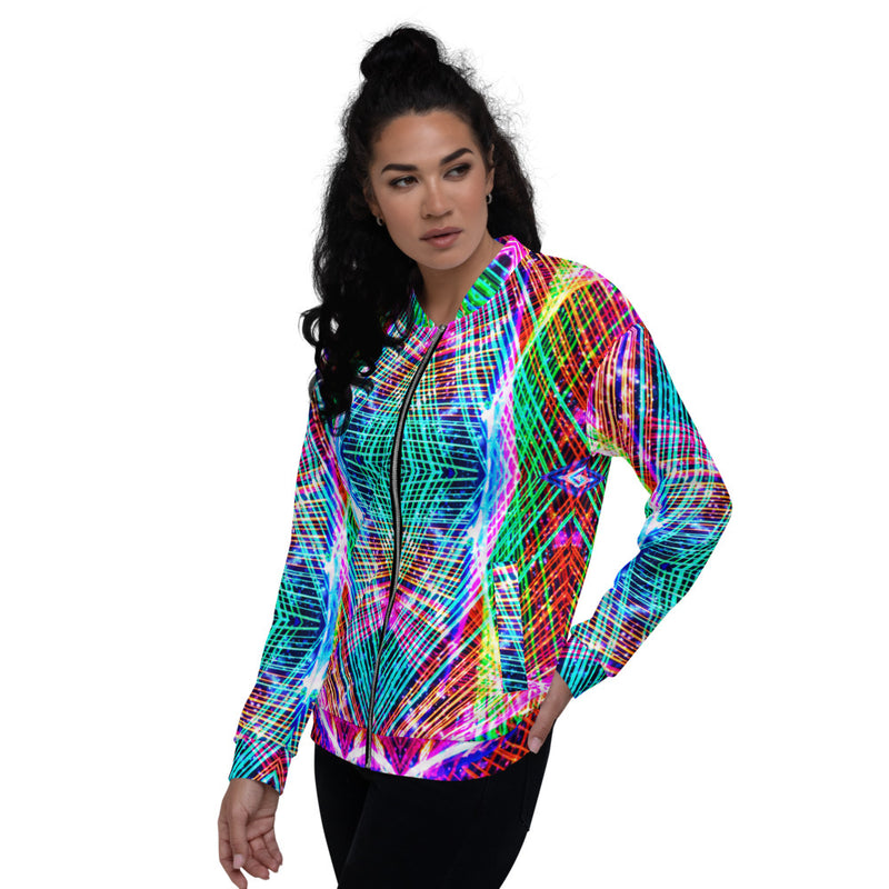 Cadillac Rainbows Unisex Bomber Jacket Mexico 2020 - A Circus of Light