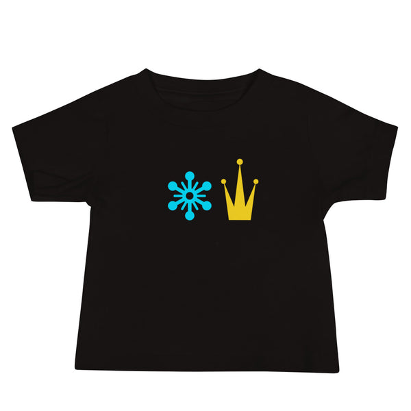 Winter Queen Baby Jersey Short Sleeve Tee - A Circus of Light