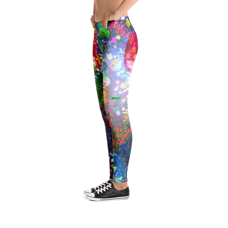 Celebration 2020 Leggings - A Circus of Light