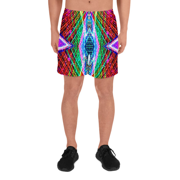 Cadillac Rainbows Men's Athletic Long Shorts Mexico 2020 - A Circus of Light