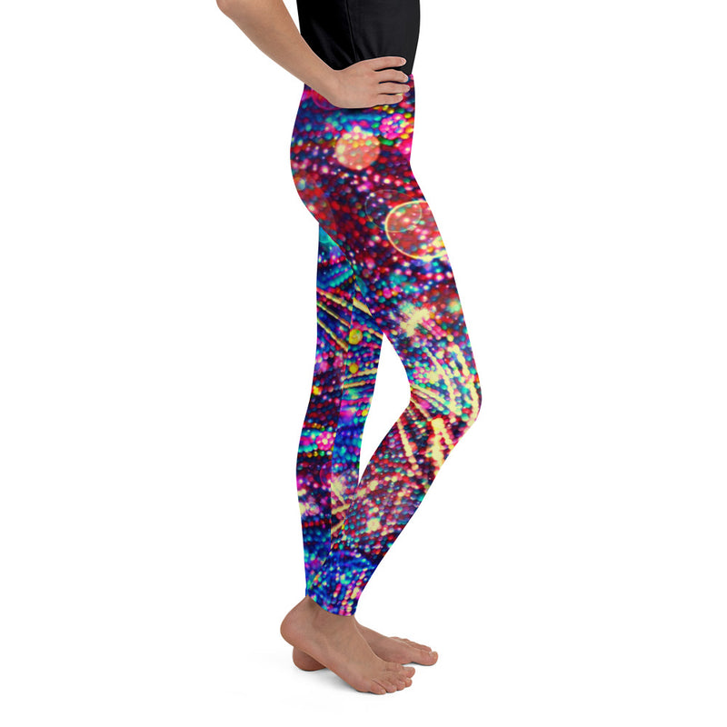 See the Zoo Youth Leggings - A Circus of Light