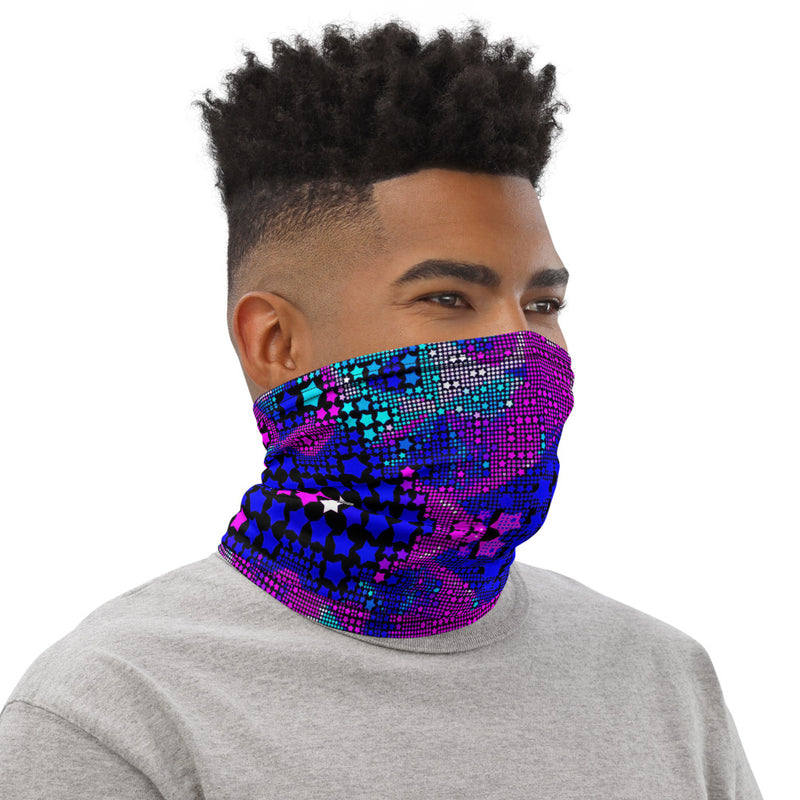 So Stupendous neck gaiter headband - A Circus of Light