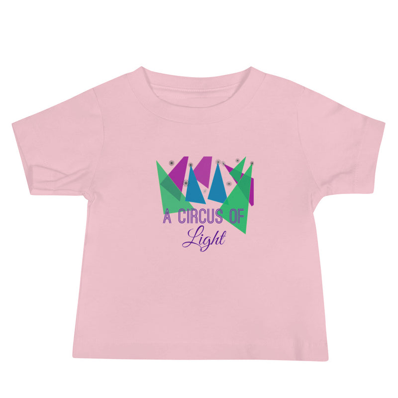 A Circus of Light Baby Jersey Short Sleeve Tee - A Circus of Light