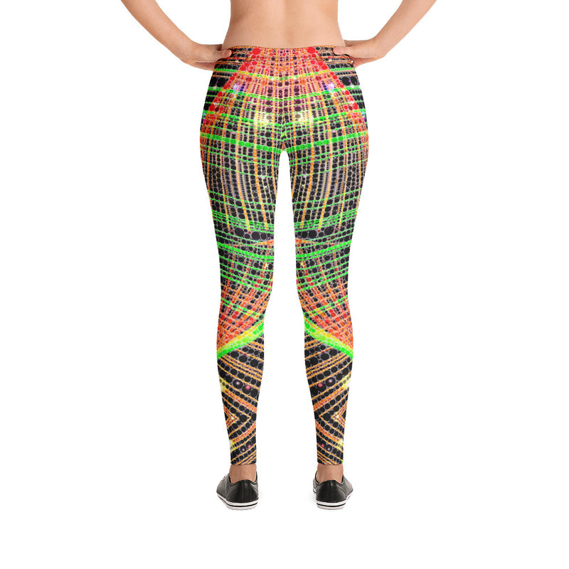 Strings and Things Leggings Mexico 2020 - A Circus of Light