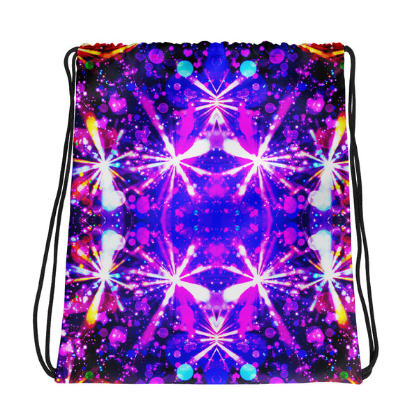 Wave's Command Mexico 2020 Drawstring Bag - A Circus of Light