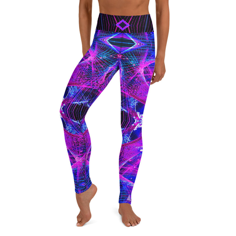 Torn and Frayed Yoga Leggings Mexico 2020 - A Circus of Light