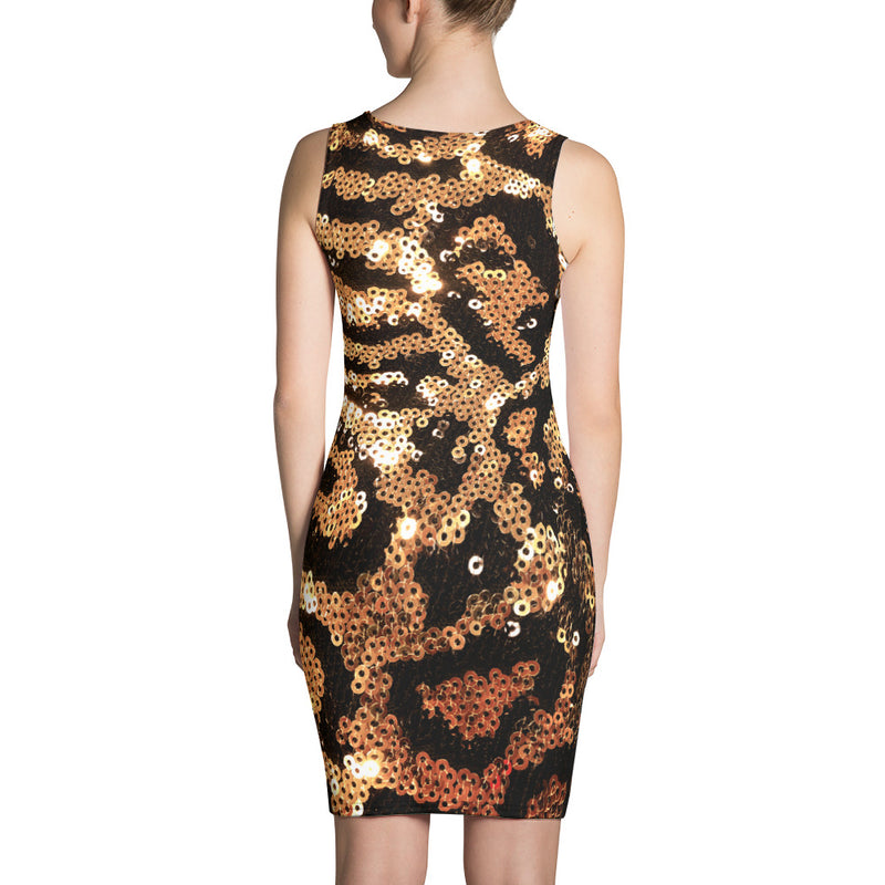 Jaguar Bodycon Dress - A Circus of Light
