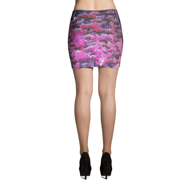 Sparkle Scales Bodycon Skirt - A Circus of Light