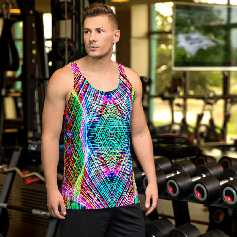 Cadillac Rainbows Men's Tank Top Mexico 2020 - A Circus of Light