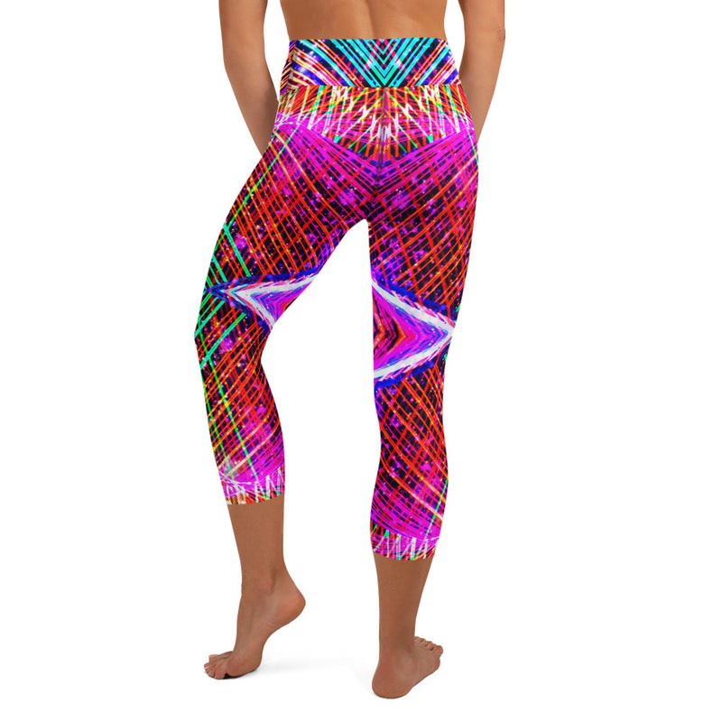 Cadillac Rainbows Yoga Capri Leggings Mexico 2020 - A Circus of Light