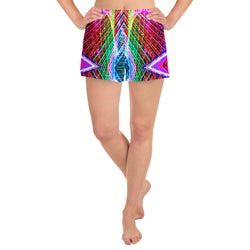 Cadillac Rainbows Women's Athletic Shorts Mexico 2020 - A Circus of Light