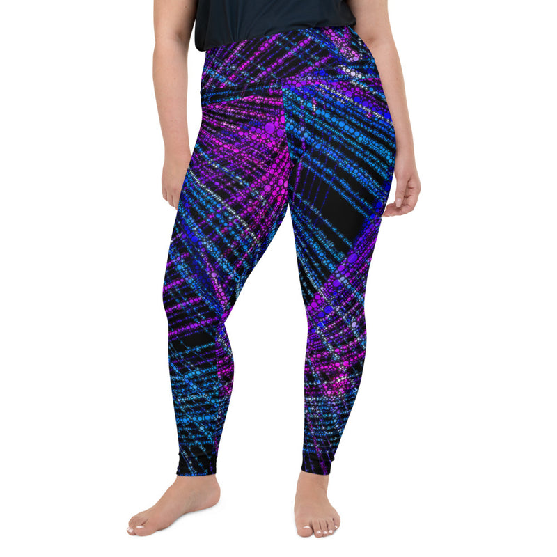 Thin Thin Bubble Plus Size Leggings Mexico 2020 - A Circus of Light