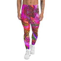 Clouds and Sunken Caves Men's Leggings Mexico 2020 - A Circus of Light