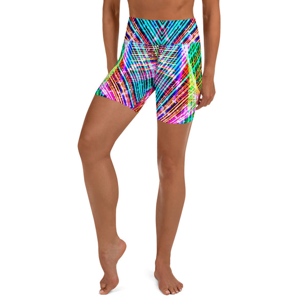 Cadillac Rainbow Yoga Shorts Mexico 2020 - A Circus of Light