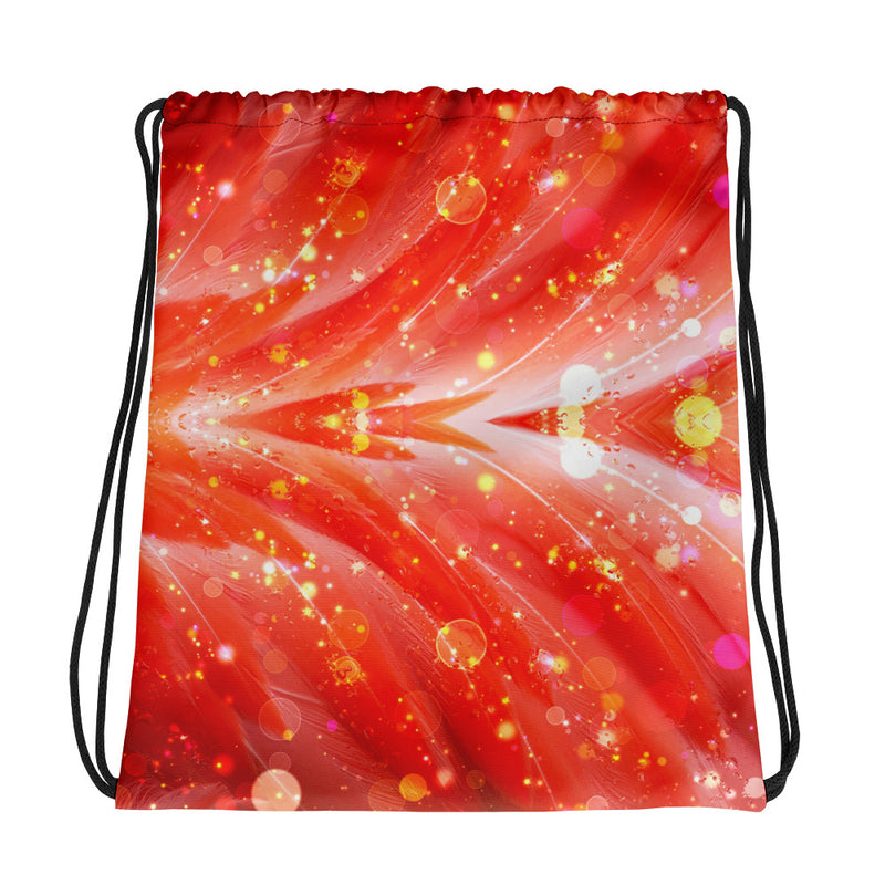 Flamingo Drawstring bag - A Circus of Light
