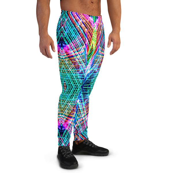 Cadillac Rainbows Men's Joggers - A Circus of Light