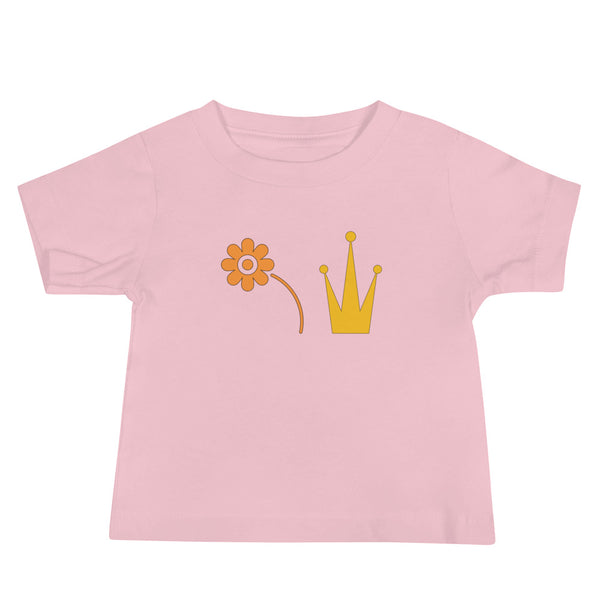 Summer Queen Baby Jersey Short Sleeve Tee - A Circus of Light