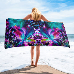 Mexico Sand Towel - A Circus of Light