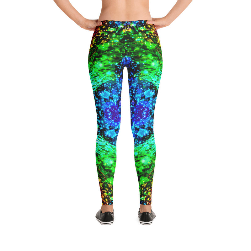 Sea and Sand Leggings Mexico 2020 - A Circus of Light