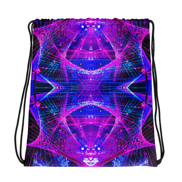 Torn and Frayed Drawstring Bag Mexico 2020 - A Circus of Light