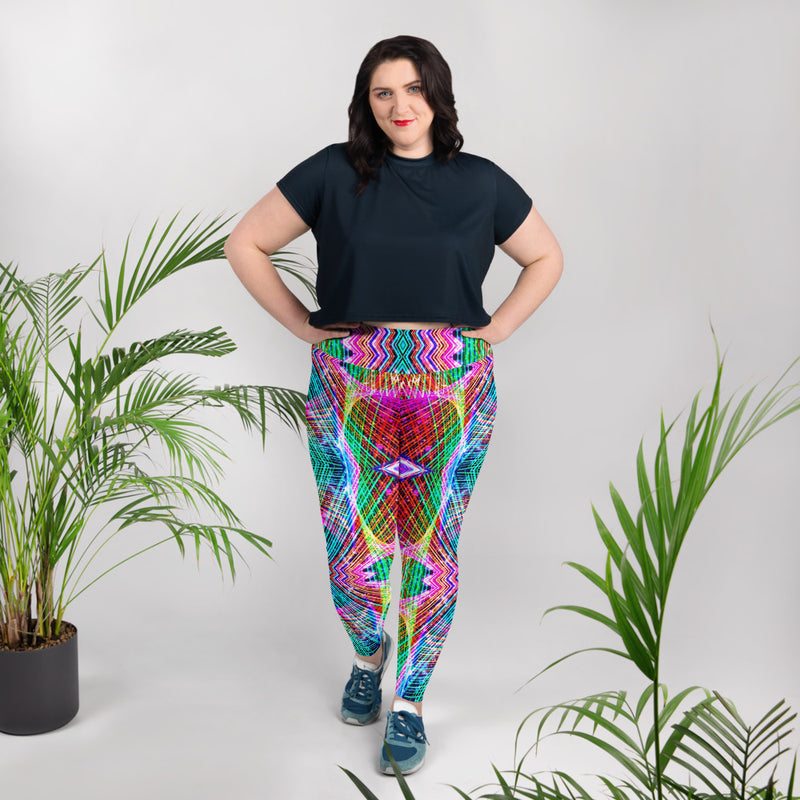 Cadillac Rainbows Plus Size Leggings Mexico 2020 - A Circus of Light