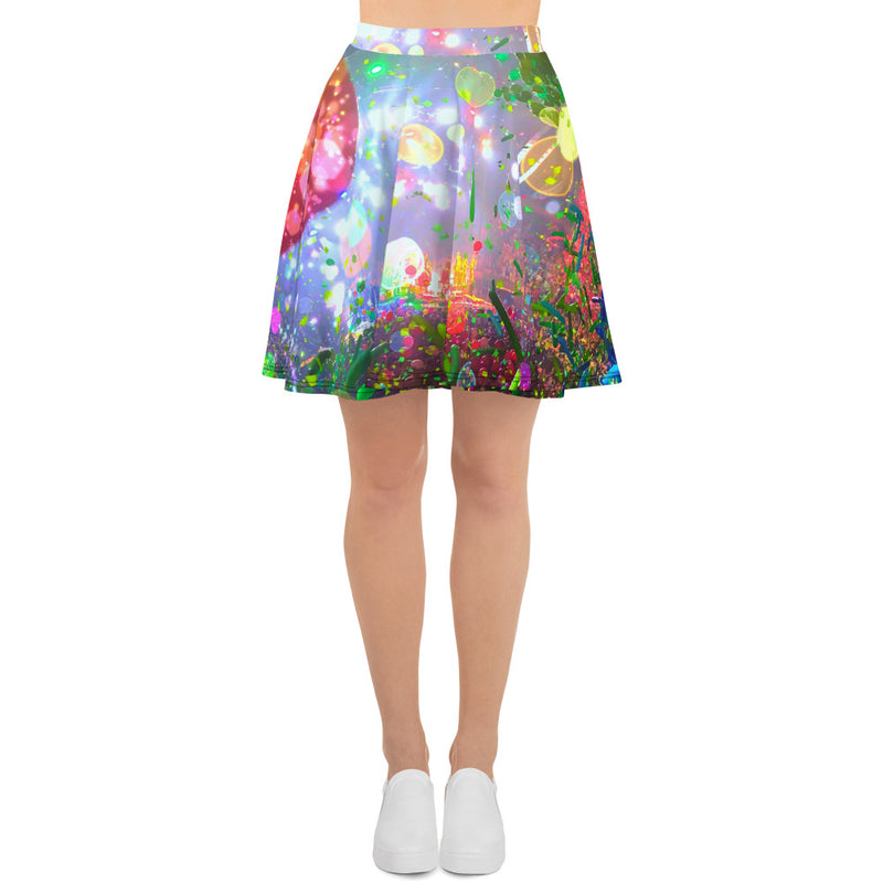 Celebration 2020 Skater Skirt - A Circus of Light