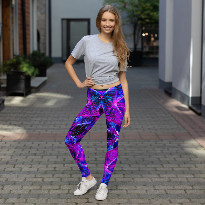 Torn and Frayed Leggings Mexico 2020 - A Circus of Light