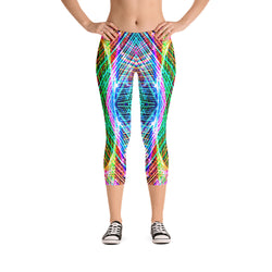 Cadillac Rainbows Capri Leggings Mexico 2020 - A Circus of Light