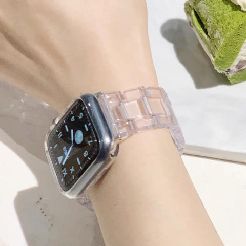 apple watch resin band