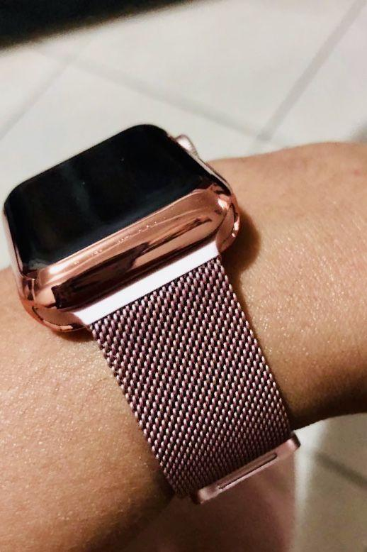 Apple Magnetic Milanese Loop Bracelet for Apple Watch Series 6 5 4 Watchband