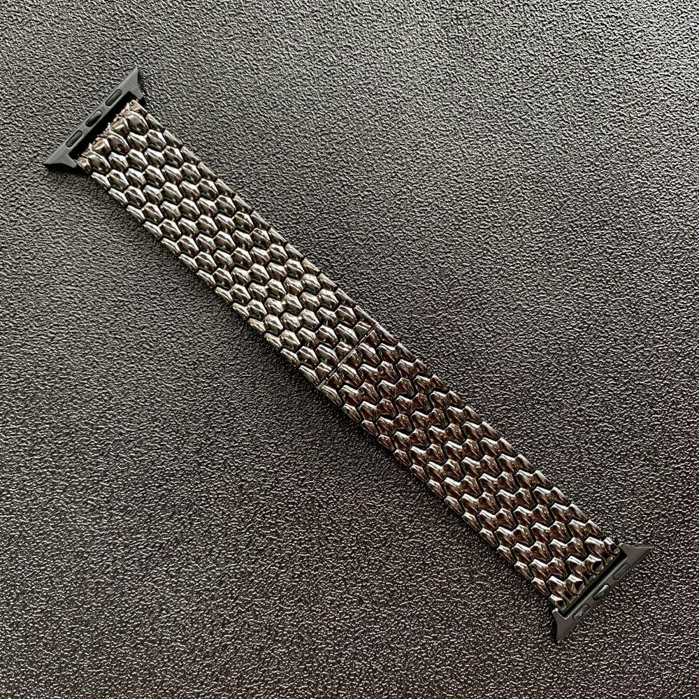 Apple Apple Watch Series 6 5 4 3 2 Band, Business Professional Style, Stainless Steel Strap Watch Band 40mm 44mm 38mm 42mm